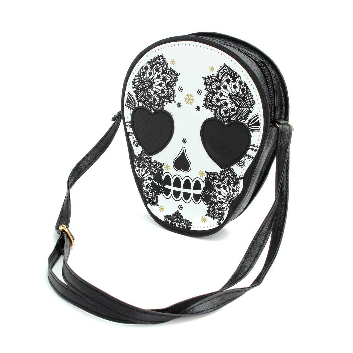 Bags Women Skull Head Shoulder Crossbody Small Personalized Messenger Bag Handba