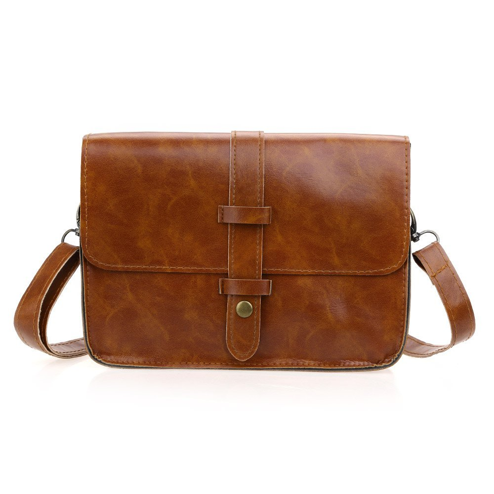 PU Leather Messenger Bags Women Shoulder Bags Style Woman ...