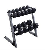 2 Tier 29'' Dumbbell Weight Storage Rack Home S... - $326.69