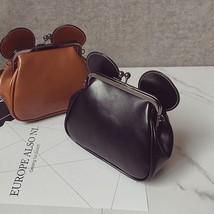 Cartoon Cute Lady Messenger Bag Shoulder Bag Girls Handbag Feminina Wome... - $28.91