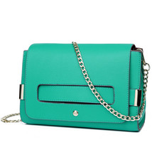 The style shoulder bag women leather shoulder b... - $33.50