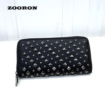women bag spring rivet purse women wallets wome... - $33.50