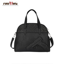 3D Gun Bag Crossbody Bag For women Shoulder Bag Ladies Handbags Leather ... - $36.33