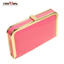 handbags patent leather metalbolsas femininas women clutch Shoulder diag... - $40.19