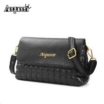 Style Design Women Handbag Small Shoulder Bags Lady Plaid Messenger Clas... - $42.29
