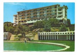 Parador La Arruzafa Hotel Cordoba Spain 1971 Swimming pool Vintage Postc... - $4.99
