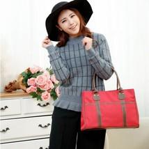 Oxford Bag Large Capacity Women Ladies Shopping Shoulder Messenger Handb... - $46.19