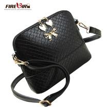 Women weave Shoulder Bags mini bowknot package Women Shoulder Messenger ... - $52.60