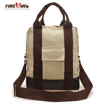 Multi-purpose canvas bag Mobile Messenger large bag H201 - $61.49