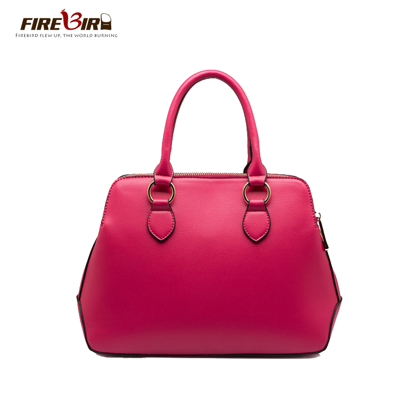 Ags pu leather woman bags 2015 bag handbag fashion handbags simple shoulder messenger bag bolsos