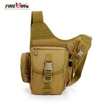 Mens Crossbody Military Leisure Oxford Shoulder Bag Multifunctional Camp... - ₨5,916.55 INR