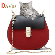 Women messenger bagsSerpentine leather shoulder bags luxury handbags wom... - $113.02