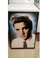 """LARGE ELVIS FRAMED POSTER 36"""" x 24.5"""" - GREAT CONDITION - ***WILL SHIP*** - $90.00"""
