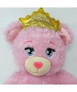 Build A Bear Disney Princess Rapunzel Belle Cinderella Aurora Pink Spar... - $18.48