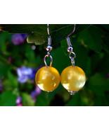 Haunted REPEL ENERGY VAMPIRES earrings protection spell cast Moonstar7spirits - $12.67