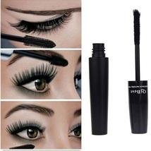 4X Black Mascara+3D Fiber Waterproof Curling Lengthening Eyelashes Masca... - $13.74