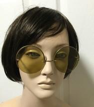 VTG Ben Hur Chameleon Big Round Sunglasses 4 Pairs of Interchangeable Lenses image 2
