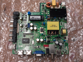 SY14273 Main / Power Supply Board for Element ELEFW408 LCD TV