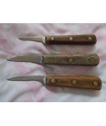 3 Chicago Cutlery Knives 104S and 100S Paring P... - $46.78