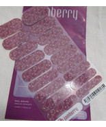 Jamberry Black Friday Exclusive 2014 BF196  Nail Wrap (Full Sheet) Retired - $16.82