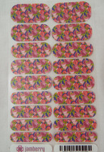 Jamberry Stylebox Exclusive T2- 0116 88Q6 Nail Wrap (Full Sheet) Retired - $16.82