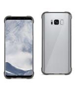 Reiko Samsung Galaxy S8 Edge/ S8 Plus Clear Bumper Case With Air Cushion... - $9.40