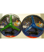 Ankyo Set of 4 Flashing Flying Discs Colors will Vary - $19.79