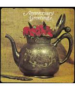 1973 RECORD ALBUM Greeting CARD - Musicard - Anniversary Waltz, Lovelies... - $19.99