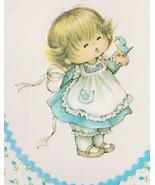 li'l punkin MOTHERS DAY greeting CARD Old Stock Unused Vintage 1970-80s ... - $5.00