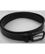 Dickies Black Leather Belt Size 40 Mens Work Casual - $5.00