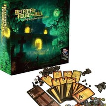 NEW Betrayal At House on The Hill Haunted Mansi... - $35.97