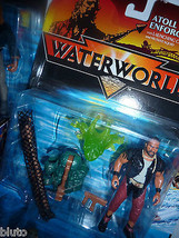 Waterworld Action Figure Atoll Enforcer NEW MINT CONDITION MOC - $10.44