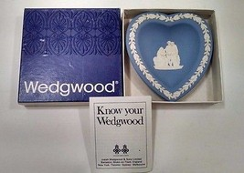 Vintage/Collectible Wedgewood Sweet Dish Heart ... - $4.90