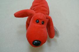 Ty Original Rover The Dog Beanie Baby HandTag 1996/TushTag 1996 PVC  Rare - $197.99