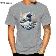 Kanagawa Japanese The great wave T shirt Men Size S-5XL - SHip From USA image 8