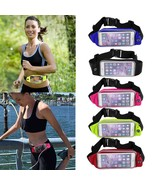 Unisex Adjustable Running Waist Belt Bags Packs for Smartdevice Less Tha... - $4.00