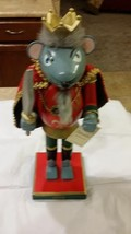 Limited edition Nutcracker collection 8600/47628 Mouse - $34.64