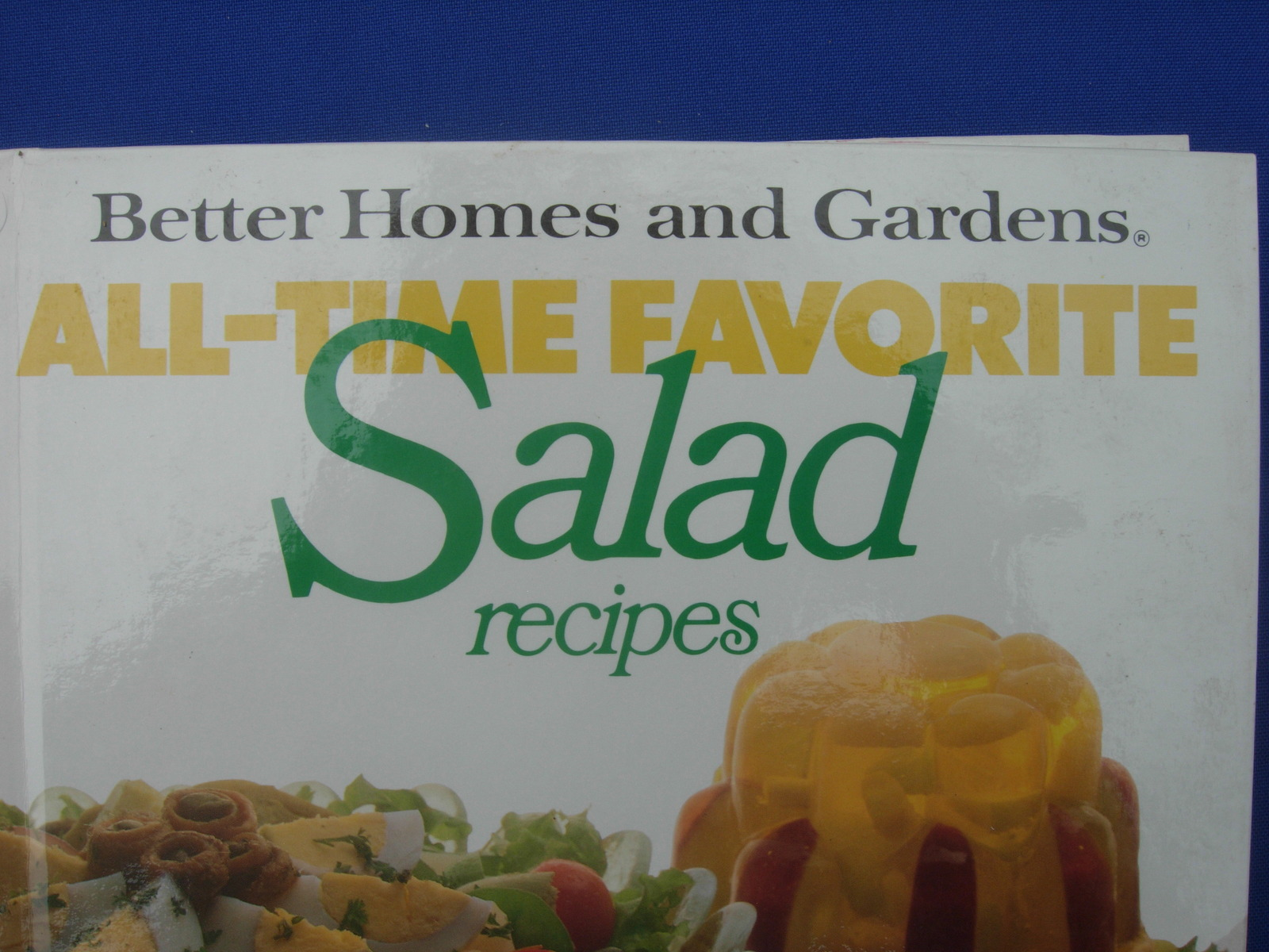 Vintage Better Homes Gardens All Time Favorite Salad