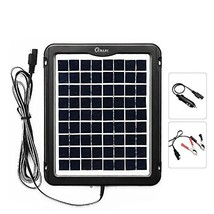 Solar Battery Charger Car, 5W 12V Solar Trickle Charger for Car Battery,... - $65.14