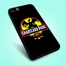 Charizard Park Pokemon iPhone 4 4S 5 5S 5C 6 Samsung Galaxy S4 S5 S6 Case - $12.99