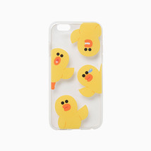 LINE Friends Big SALLY Jelly iPhone Case SE/5/5s/6/6s/Plus Mobile Cover Acc - $25.22+