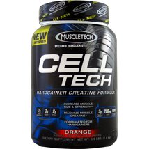 Muscletech Cell Tech Performance Series Powder, Grape, 3 Pounds ( Multi-... - $67.57