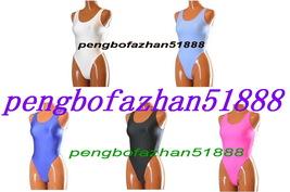 5 Color Lycra Spandex Zentai Sexy Short Suit Catsuit Costume Halloween Suit S018 - $29.99