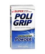 Super PoliGrip Denture Adhesive Powder - $8.85