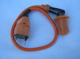 High Spark Performance Scooter Ignition Coil Wire  Gy6 50cc 150cc Wild Fire Eagle - $14.01