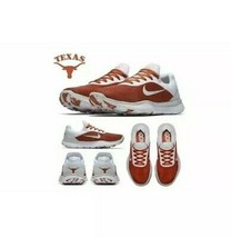 Nike Free Trainer V7 Texas Longhorns Running Shoes Sz.14 NEW AA0881-800. - $99.08