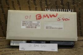 1999-2003 BMW 540I Body Control Module BCM 61356913521 Unit 100-6B6 - $13.99