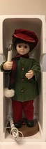 "Animated And Illuminated Christmas Figure 22"" Tall - $28.05"