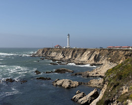 Point Arena Light lighthouse in Mendocino County California Photo Print - $7.05+