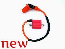 High Performance Ignition Coil Coil + Wire + CAP Aprilia Sonic SR50 SR 50 NEW - $15.90